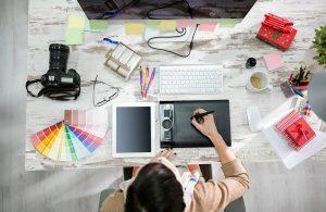 Designer graphique : Les ficelles du métier